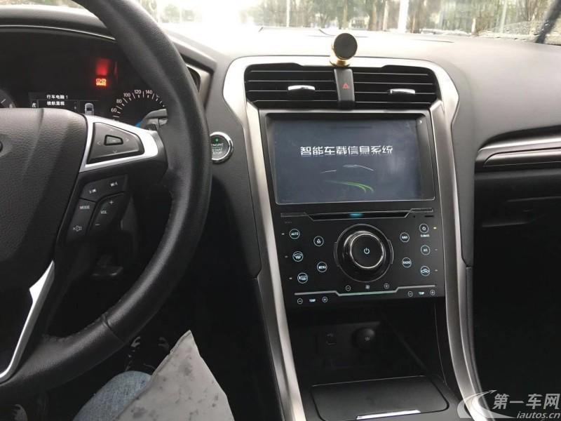 福特蒙迪欧 2017款 1.5T 自动 EcoBoost180时尚型 (国Ⅴ)