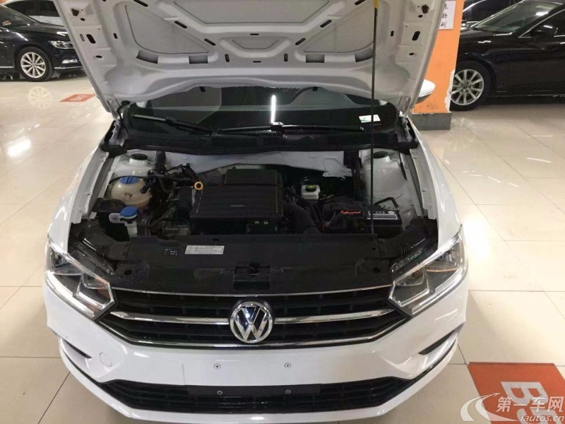 大众宝来 2017款 1.6L 自动 4门5座三厢车 运动版 (国Ⅴ)