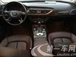 奥迪A6L TFSI 2016款 1.8T 自动 舒适型 (国Ⅴ)