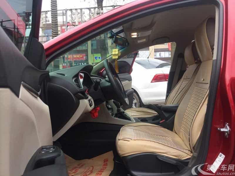 别克英朗GT 2015款 1.5L 自动 15N精英型 (国Ⅴ)