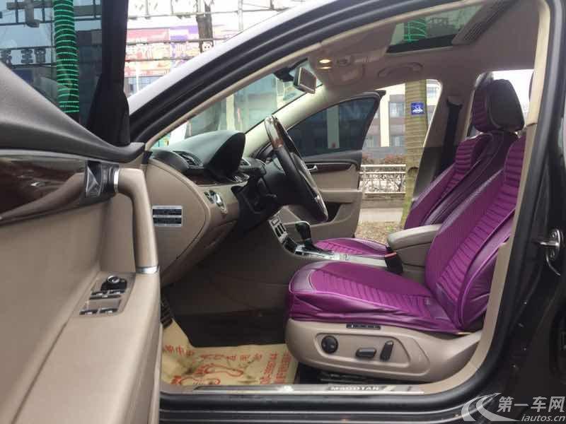 大众迈腾 2015款 1.8T 自动 汽油 尊贵型 (国Ⅴ)