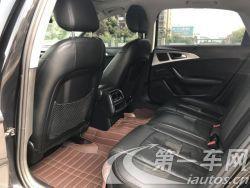 奥迪A6L TFSI 2014款 2.0T 自动 标准型 (国Ⅳ)