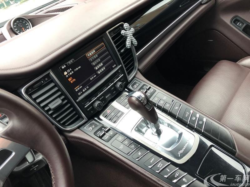 保时捷Panamera [进口] 2013款 3.6L 自动 汽油 铂金版