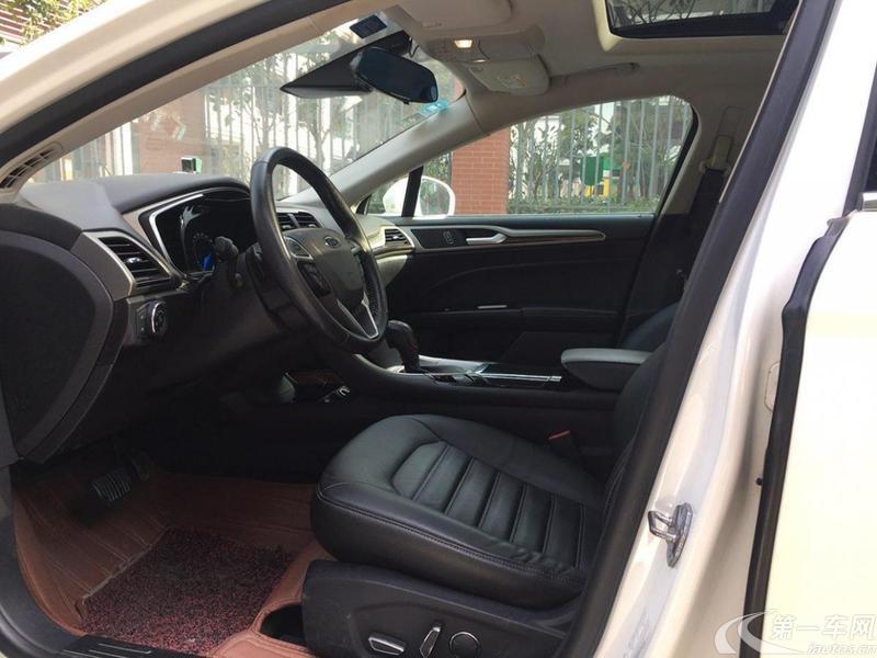福特蒙迪欧 2013款 2.0T 自动 GTDi200时尚型 (国Ⅴ)