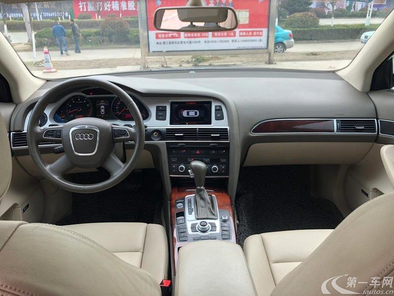 奥迪A6L FSI 2011款 2.8L 自动 豪华型 (国Ⅳ)