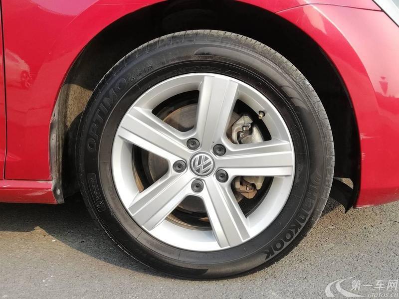 大众高尔夫 2015款 1.6L 自动 汽油 舒适型 (国Ⅴ)