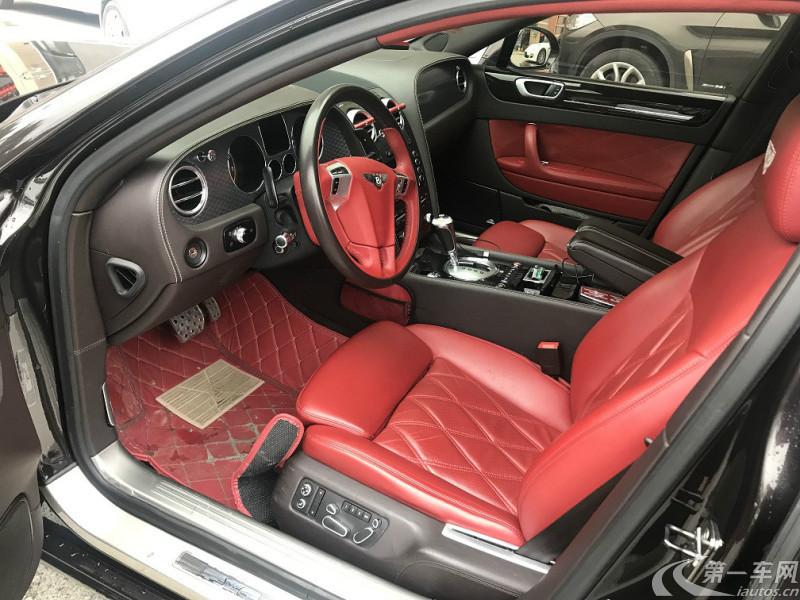 宾利飞驰 [进口] 2010款 6.0T 自动