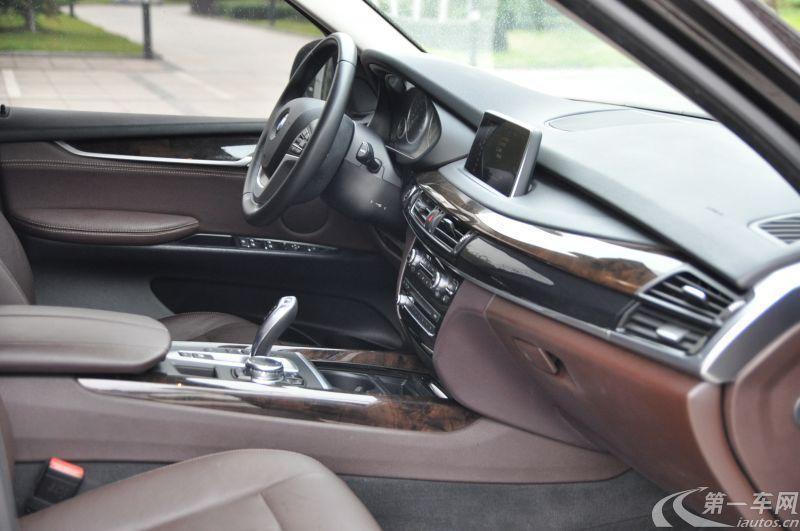 宝马X5 [进口] 2016款 2.0T 自动 四驱 油电混合 运动美规版平行进口