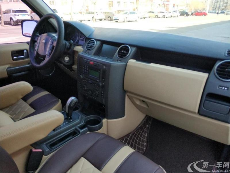 路虎[进口] 2005款 4.4L 自动 四驱 汽油 HSE