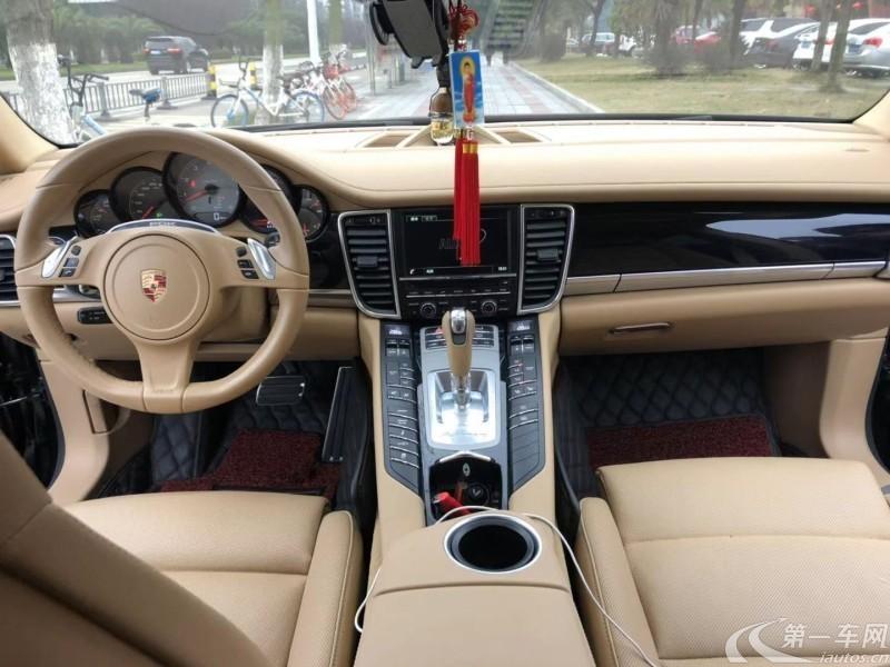 保时捷Panamera [进口] 2014款 3.0T 自动 汽油 行政版