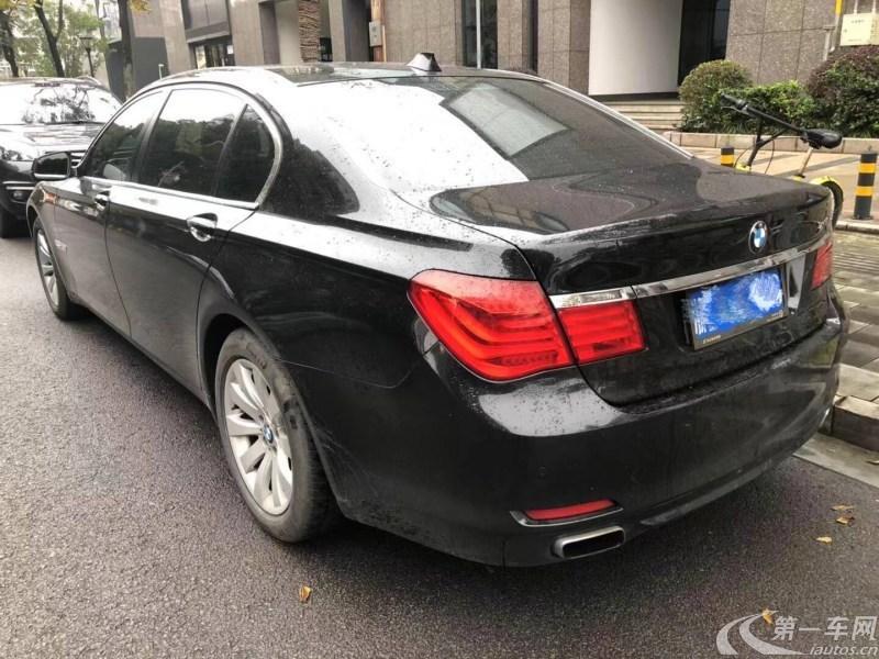 宝马7系 740 [进口] 2012款 3.0L 自动 汽油