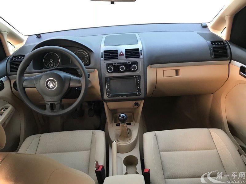 大众途安 2011款 1.4T 手动 5座 汽油 智尚版 (国Ⅳ)