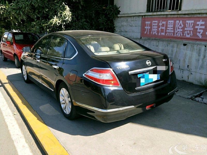 日产天籁 2008款 2.0L 自动 XL舒适版 (国Ⅳ)
