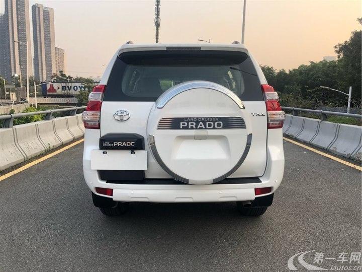 丰田普拉多 2016款 2.7L 自动 四驱 豪华型 (国Ⅴ)