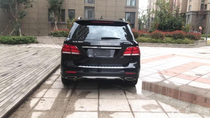 奔驰GLE400 [进口] 2017款 3.0T 自动 轿跑SUV