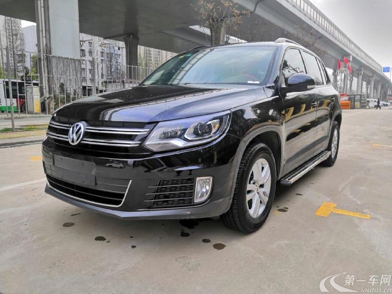 大众途观 2016款 1.4T 自动 前驱 280TSI丝绸之路风尚版 (国Ⅴ)