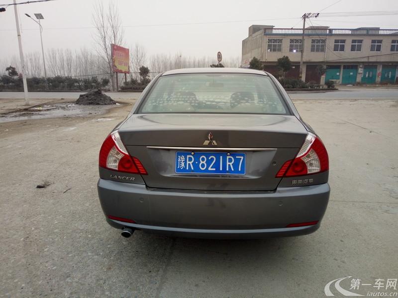 三菱蓝瑟 2007款 1.6L 手动 豪华型运动版 (国Ⅲ)