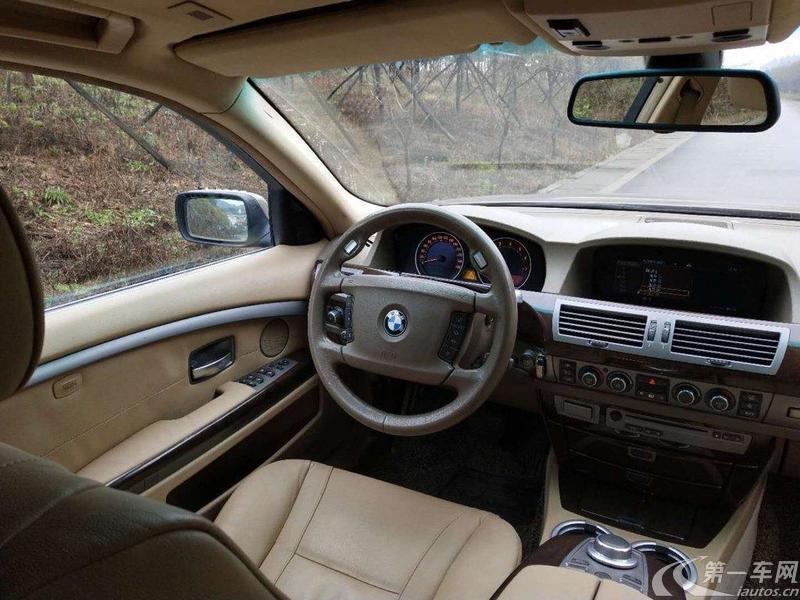 宝马7系 730Li [进口] 2009款 3.0L 自动 汽油 领先型