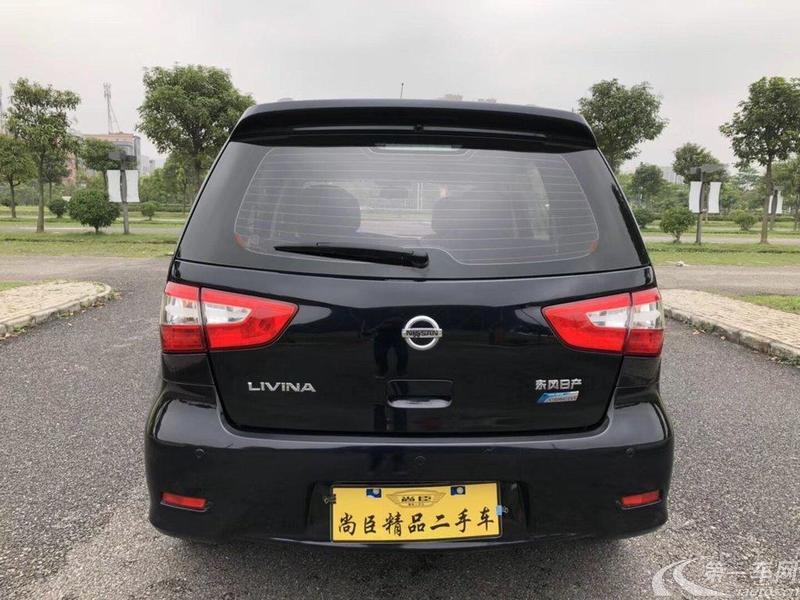 日产骊威 2013款 1.6L 自动 XV劲锐版豪华型 (国Ⅴ)