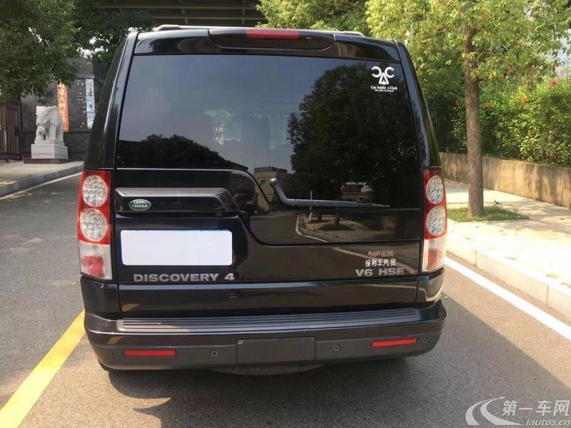 路虎发现 [进口] 2011款 4.0L 自动 四驱 汽油 HSE