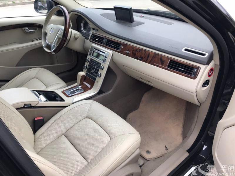 沃尔沃S80L T6 2011款 3.0T 自动 汽油 智雅版 (国Ⅳ)
