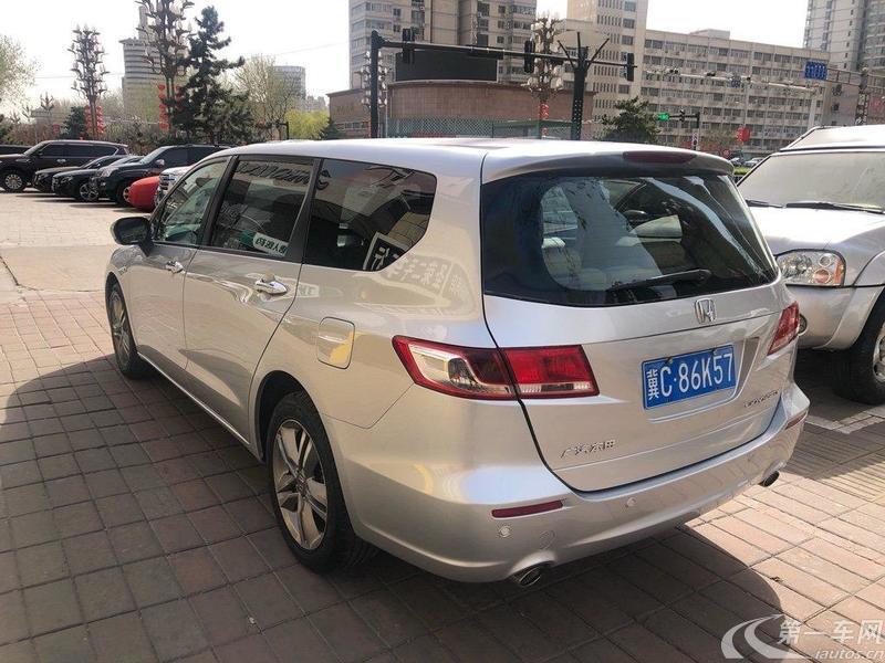本田奥德赛 2009款 2.4L 自动 7座 豪华型 (国Ⅳ)