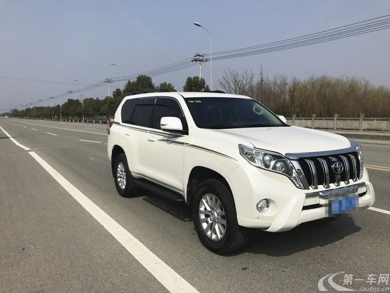 丰田普拉多 2014款 4.0L 自动 四驱 VX-NAVI (国Ⅳ)