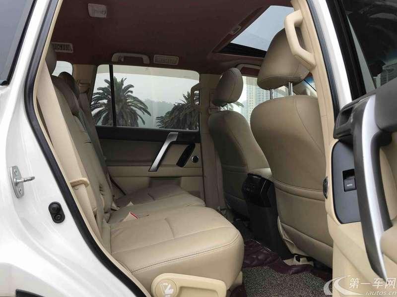 丰田普拉多 4000 [进口] 2015款 4.0L 自动 四驱 中东版平行进口