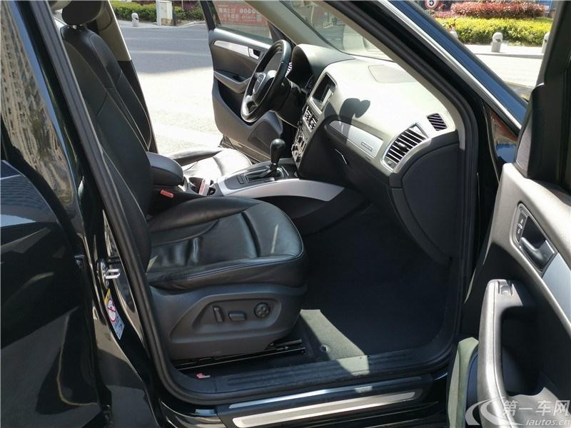 奥迪Q5 2011款 2.0T 自动 四驱 汽油 技术型 (国Ⅳ)