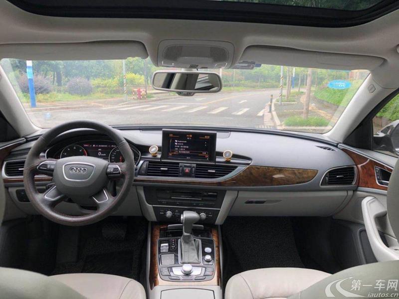 奥迪A6L TFSI 2012款 2.0T 自动 舒适型 (国Ⅳ)