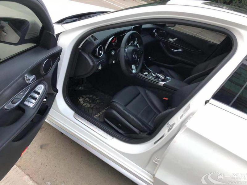奔驰C级 C180L 2015款 1.6T 自动 (国Ⅴ)