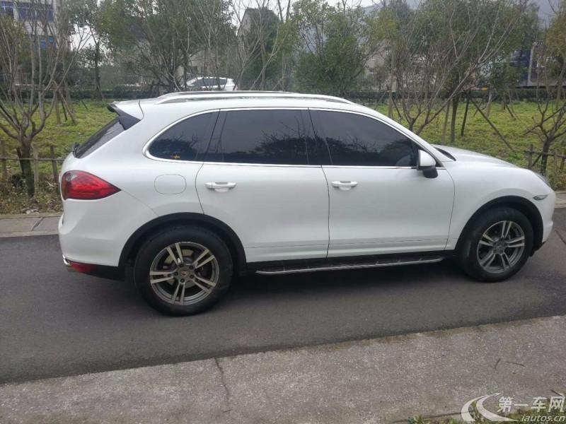 保时捷Cayenne [进口] 2011款 3.0T 自动 四驱 汽油