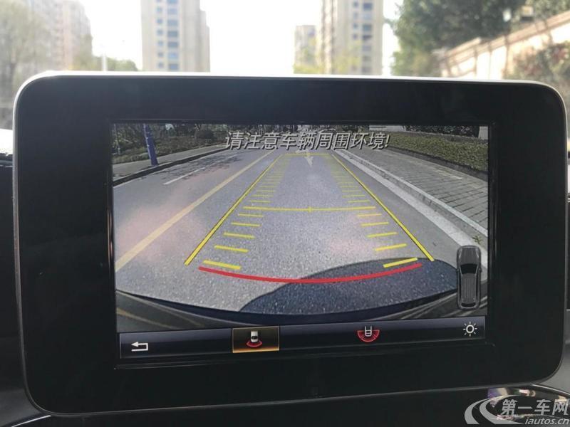 奔驰GLC GLC260 2016款 2.0T 自动 豪华型 (国Ⅴ)