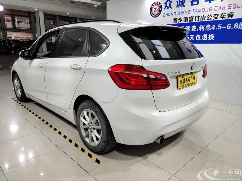 宝马2系旅行 218i 2016款 1.5T 自动 时尚型 (国Ⅴ)