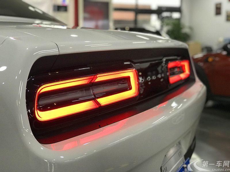 道奇Challenger [进口] 2017款 3.6L 自动 SXT-Plus美规版平行进口 (欧Ⅴ)