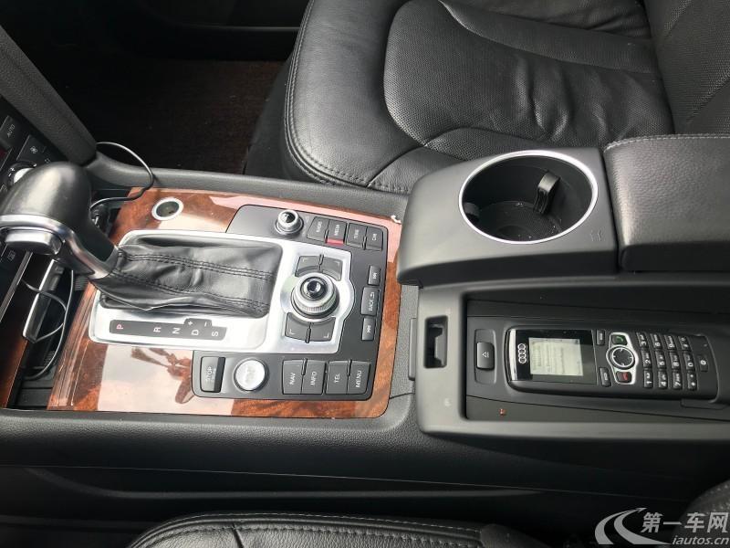 奥迪Q7 [进口] 2012款 3.0T 自动 专享型