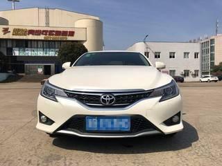 丰田锐志 2.5L 自动 V尊锐版