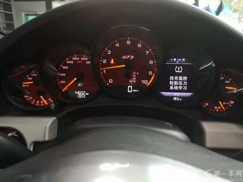 保时捷911敞篷 [进口] 2017款 3.0T 自动 Carrera-GTS