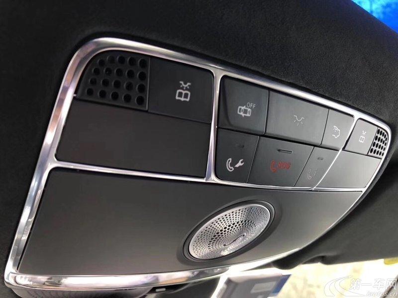 奔驰S63L [进口] 2015款 5.5T 自动 (欧Ⅴ)