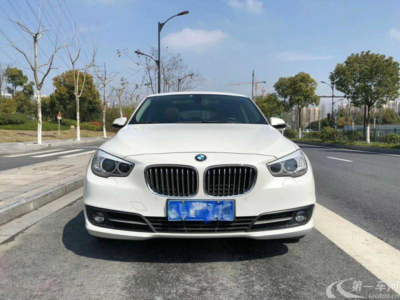 宝马5系 528Li 2014款 2.0T 自动 汽油 领先型 (国Ⅳ)