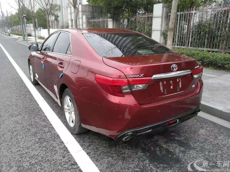 丰田锐志 2013款 2.5L 自动 V尚锐版 (国Ⅴ)