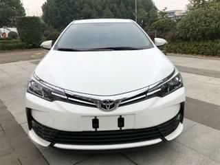 丰田卡罗拉 1.2T 手动 GL-i真皮版