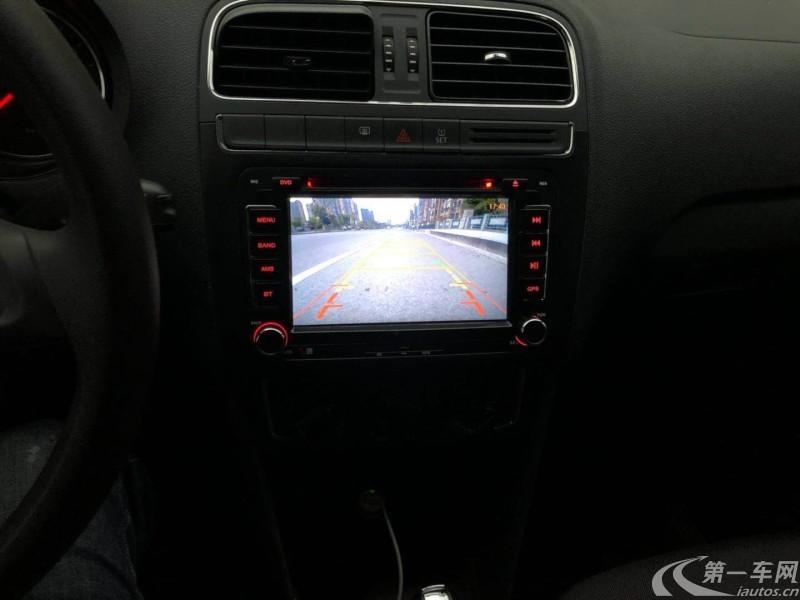 大众POLO 2013款 1.6L 自动 5门5座两厢车 舒适版 (国Ⅳ)