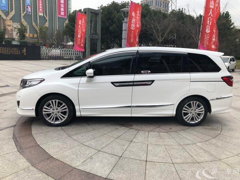 本田艾力绅 2016款 2.4L 自动 7座 豪华版 (国Ⅴ)