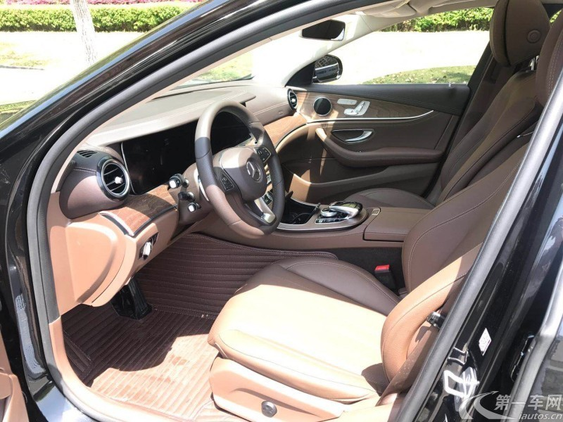 奔驰E级 E300L 2018款 2.0T 自动 汽油 时尚型 (国Ⅴ)