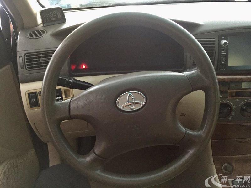 比亚迪F3 2005款 1.6L 手动 GL-i舒适型 (国Ⅱ)
