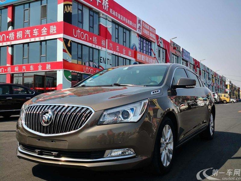 别克君越 2013款 2.4L 自动 精英舒适型 (国Ⅴ)