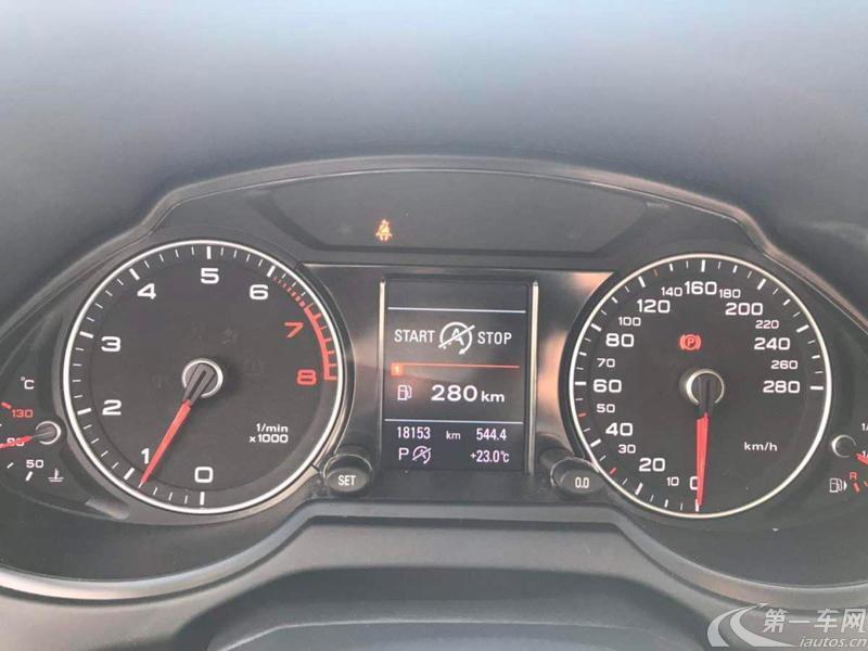 奥迪Q5 2017款 2.0T 自动 四驱 汽油 Plus技术型 (国Ⅴ)