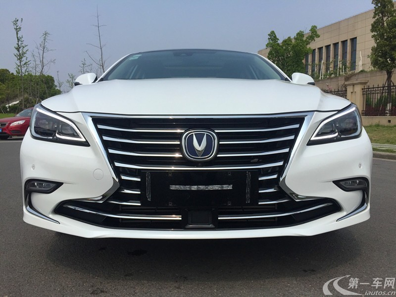 长安睿骋CC 2018款 1.5T 自动 前驱 尊雅型 (国Ⅴ)