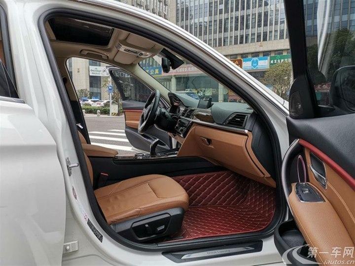 宝马3系 320i 2014款 2.0T 自动 汽油 时尚型 (国Ⅳ)